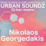 Urban Soundz S02E18 Dj-bac meets Nikolaos Georgedakis (21-03-2018)