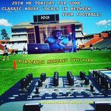 MINDCANDY MONDAYS  MIXXX SHOW #36 CLASSIC VOCALS vs MONDAY NIGHT FOOTBALL Miamimikeradio.com 9.10.18