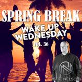 "#WakeUpWednesday Vol. 36 ""The Spring Break Mix"""