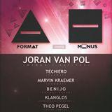 Techiero FORMAT meets MINUS 19.10.2013 Club London Underground