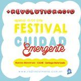 #RevolutioRadio - Especial Festival Ciudad Emergente (18/06/2015)