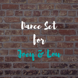 Joey & Lou Dance Party Mix