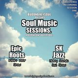 """Th Deepened In Soul Episode 008C """"Soul Music Sessions"""" Guest Mix By SK Jazz"""