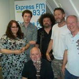 A USA special of Russell Hill's Country Music Show on Express FM feat. Pleasantville. 06/07/14