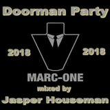 Marc One. Doorman Party 2018