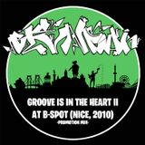 Groove is in the heart II (Nice, 2010)