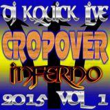 DJ KQuick - CROPOVER SOCA INFERNO 2015 VOL 1