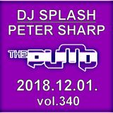 Dj Splash (Peter Sharp) - Pump WEEKEND 2018.12.01 - NU DISCO edition