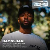 DJ MISTER S GUEST MIX WITH DAMNSHAQ ON REPREZENT RADIO