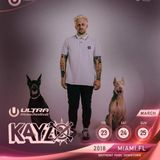 KAYZO @ ULTRA MUSIC FESTIVAL MIAMI 2018 FELL SET