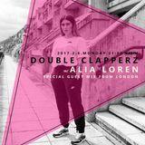 NOUS FM Podcast: Double Clapperz w/ Alia Loren Guest Mix (6th February 2017)