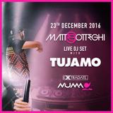 Matte Botteghi Live DJ SET with TUJAMO @ NUMA (Bologna)