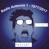 Lunedì 2 gennaio 2017 - 40 anni di Radio Antenna 1/ Special Guest Massimo Nocetti