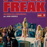 Entrevista con Jaime Gonzalo sobre 'Poder freak vol. 3' en La linterna de Diógenes (2015-05-13)
