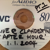 Rap Saunders Live@CLANDESTINO After Hours