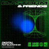 Digital ft. Blackeye MC [DJ Storm Takeover] - 25th March 2018