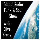 Jazz Funk Soul 70s 80s - 8th October 2017 - Clive Brady Syndicated Radio Show