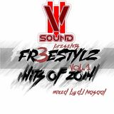 Fre3stylz Vol.1 Hits of 2014