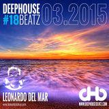 DeepHouseBeatz Volume 18 - 03.2015 by Leonardo del Mar