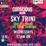 CONSCIOUS SOUNDS WED 8TH MARCH 2018 HOUSE MUSIC MIX