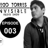 Diego Torres - Invisible Radio #003