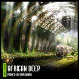 #165 African Deep [mixed by Юrkanik] 2011