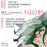 The Experiment Promo Mix by: Emiel van den Dungen