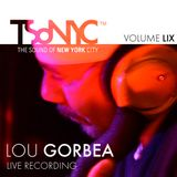 LIX TSoNYC DJ Lou Gorbea Dec 5 - NYC Live Session