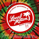 The Friend presents Local Motion Vol. 1