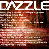 Dazzle's bi-monthly Forcast wk 36 2011