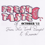 Kramos & MC Tank Pumpin' - Fresh Taste of October '13