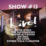 Live! - Arts Radio Birmingham - #13