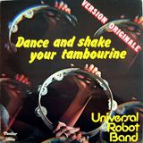 70s soul funk & disco on acaciaradio.com with the featured LP from the Universal Robot Band