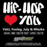 Hip Hop Loves You - Saison #9 (29/10/2018)