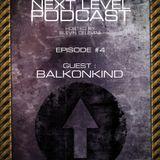 Art Style: Techno   Next Level Podcast   Episode 4 : Guest : Balkonkind