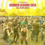 30.08.2014 der Mo - OV - Silence Summer Closing - Hamburg