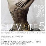 ELEV4TE 5 , Live set by Romi Idris