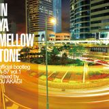 IN YA MELLOW TONE official bootleg A-57 vol.1 mixed by DJ AKAGI