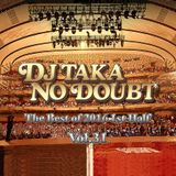 DJ Taka No Doubt Vol.31