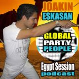 Global Party People - Egypt Session by Joakin Eskasan (Dj with Drums) - visit www.JoakinEskasan.com