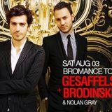 Nolan Gray Live with Gesaffelstein and Brodinski