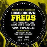 Homegrown FrEQ's dnb comp 2015