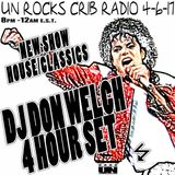 DJ DON WELCH CLASSIC / HOUSE MIX APRIL 2017 - 4 HOUR SESSION ★ •*¨*•.¸¸ ♥♪•*¨*•.¸¸★