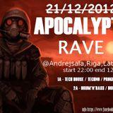 DJ Arman Aveiru LIVE Apocalypto 2012