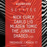 Mladen Tomic - Live @ Sci+Tec, Tree House, WMC 2013, Miami, E.U.A. (17.03.2013)
