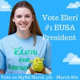 Work in Progress - Show #11 - Interview with EUSA Presidential candidate, Eleri Connick