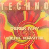 Richie Hawtin at Technodrome (Scotland) - 1994