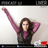 DS (DJ IN SIVAR) PODCAST 57 - LIVIER