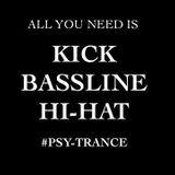Psy-Trance Mixtape