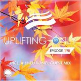 Ori Uplift - Uplifting Only 198 (incl. Ahmed Romel Guestmix) (Nov 24, 2016)